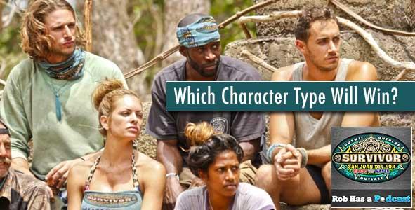 Survivor 2014: Which Casting Type is Most Likely to Win Survivor San Juan Del Sur?