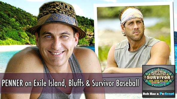 Survivor 2014: Jonathan Penner returns to Rob Has a Podcast to recap San Juan Del Sur Episode 2