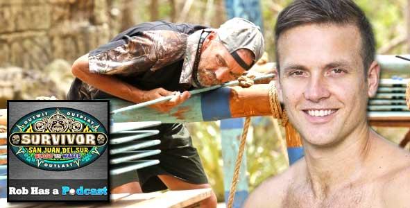 Survivor 2014: Aras Baskauskas steps in to recap Survivor San Juan Del Sur Episode 3