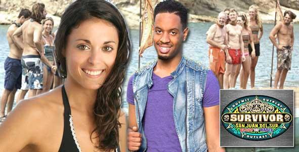 Survivor 2014: Eliza Orlins and Brice Izyah Johnston recap Survivor San Juan Del Sur Episode 4