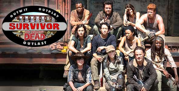 Who Would Win in Survivor: The Walking Dead?