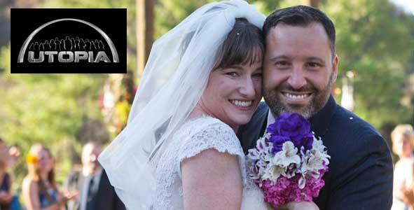 Utopia 2014: Recap of the Utopia Wedding of Libertarian Rob
