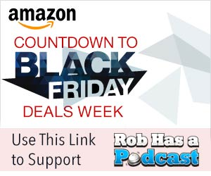 Countdown to Black Friday Deals Week on Amazon.com