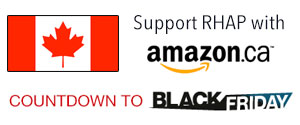 Countdown to Black Friday on Amazon.ca