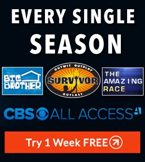 Try the CBS All Access Pass for Free for 1 Week
