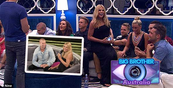 big brother australia 2014 hook up Meme: frankie grande gives zach a visible boner, anna paquin wants bisexuality to become boring and mundane, the rock reveals his dc character.