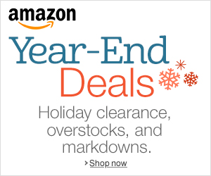 Shop Amazon Year End Deals