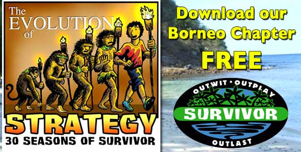 Get Chapter 1 Free of the Survivor Audiobook: The Evolution of Strategy