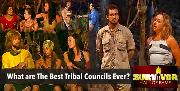 Survivor Hall of Fame: Which 3 Tribal Councils are the Best Ever?