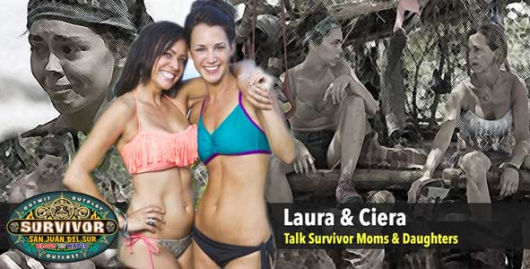 Survivor 2014: Laura Morett and Ciera Eastin discuss Baylor and Missy's shot at winning Survivor