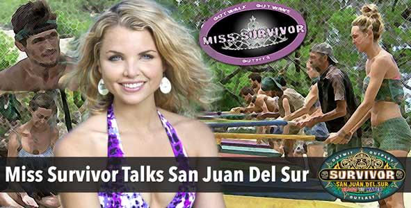 Survivor 2014 our own miss survivor andrea boehlke gives her take