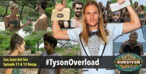 Survivor 2014: Tyson Apostol on this week's 2 Hours of Survivor San Juan Del Sur
