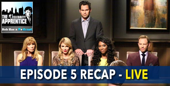 Celebrity Apprentice 2015: Episode 5 Recap LIVE on January 26, 2015