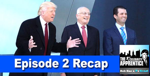 Celebrity Apprentice 2015: Recap of Episode 2 of the Celebrity Apprentice on January 5th
