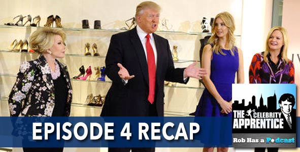 Celebrity Apprentice 2015: Recap of Episode 4 LIVE on January 19, 2015