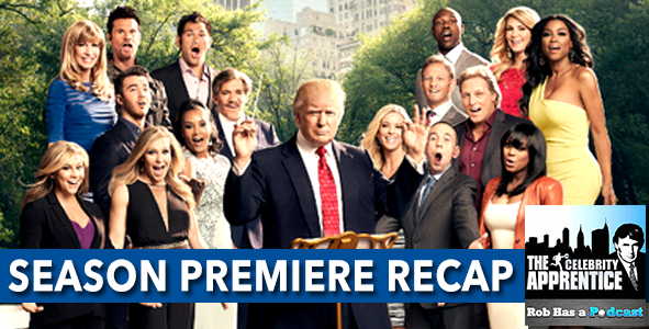 Celebrity Apprentice 2015: Recap of the Season Premiere on January 4th, 2015