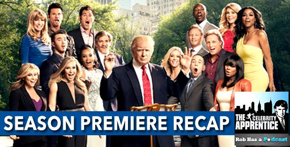 Celebrity Apprentice 2015: Recap of the Season Premiere on January 4th, 2015