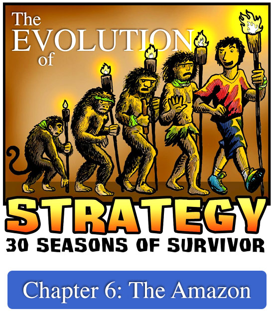 Click to Hear All of Chapter 6 from The Evolution of Strategy about Survivor: The Amazon