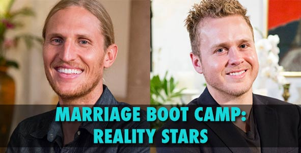 Marriage Boot Camp: Reality Stars - Tyson Apostol and Spencer Pratt