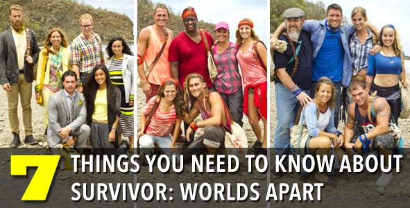 Survivor 2015: 7 Things You NEED to Know About Survivor Worlds Apart