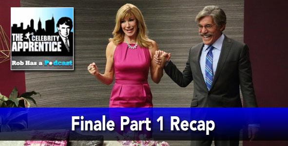 Celebrity Apprentice 2015: Part 1 of the Finale Recap
