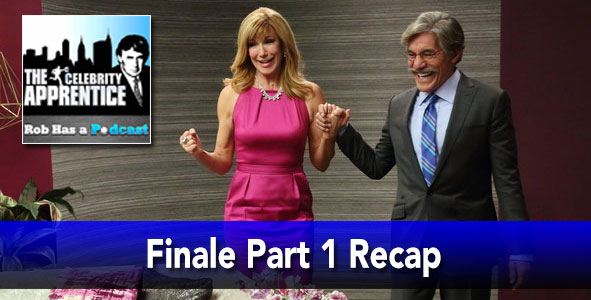 Celebrity Apprentice 2015: Part 1 of the Finale Recap