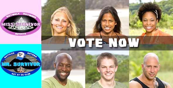 Click to Vote for the winner of Mr. Survivor & Miss Survivor 2015