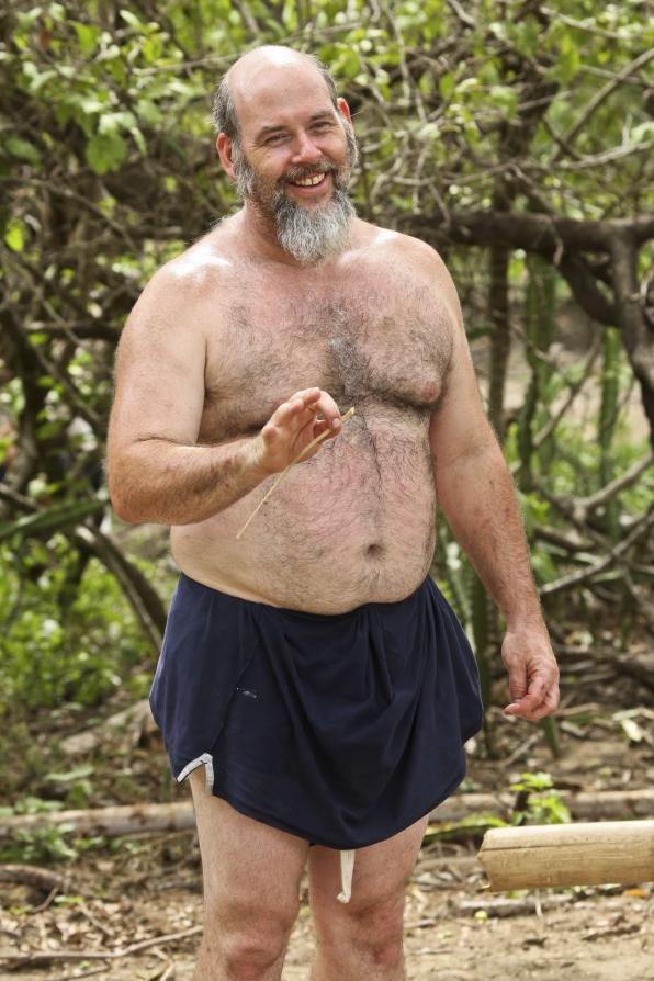 Survivor Nude Slips 119