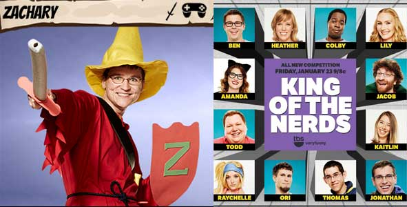 King of the Nerds Season 3: Zack Storch on Season 3 of KOTN