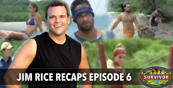 Survivor 2015: Jim Rice Recaps Worlds Apart Episode  6
