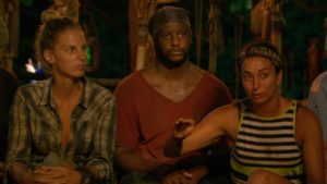 The tension was just as high at Tribal Council.