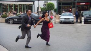 matt and ashley - amazing race 26