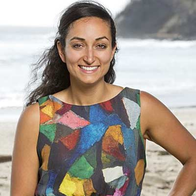 Exit Interview with Shirin Oskoii from Survivor Worlds Apart