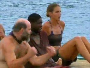 Sierra's Reaction When Mike Fell