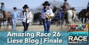 The Amazing Race 26: Onward and Upward