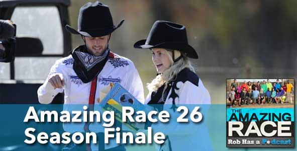 Amazing Race 2015: Episode 12 Recap of Season 26 | Finale