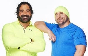 Nick and Matt - TAR Canada 3