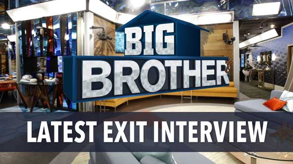 Big Brother 2015: Exit Interview with the Latest Player Evicted from BB17