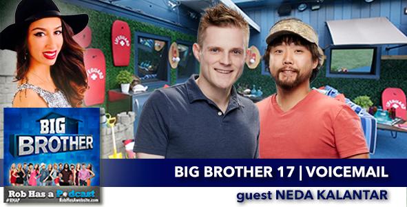 Big Brother 2015: Week 3 Voicemail Recap with Neda Kalantar