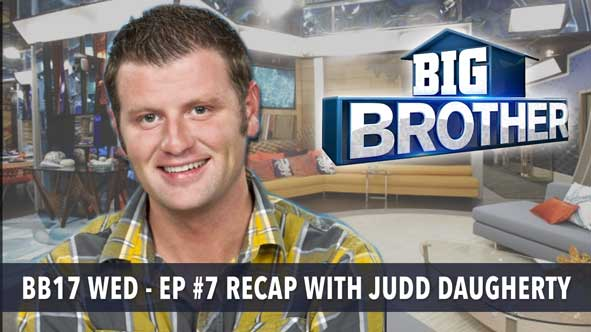 Big Brother 2015: Recap of BB17 Episode 7 LIVE on Wednesday, July 8, 2015