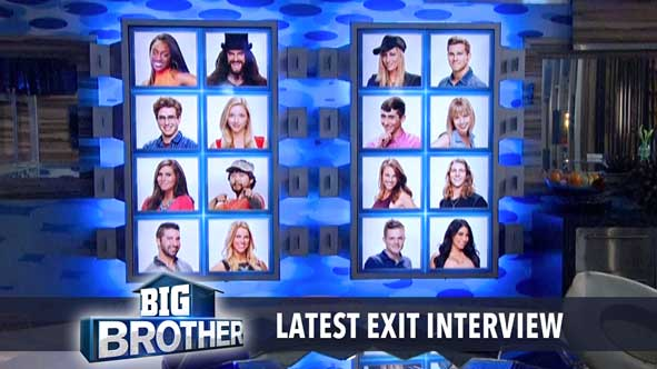 Big Brother 2015: Exit Interview with the Latest Player Evicted from Big Brother 17