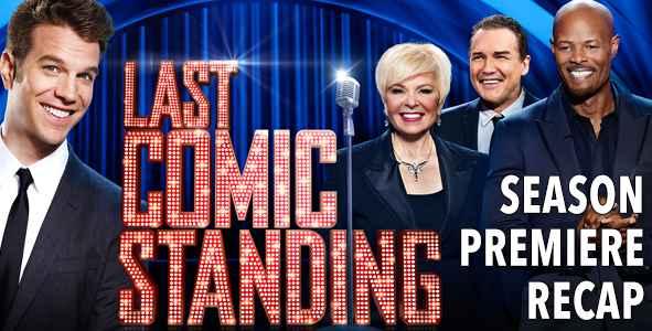 Last Comic Standing 2015: Season Premiere Recap