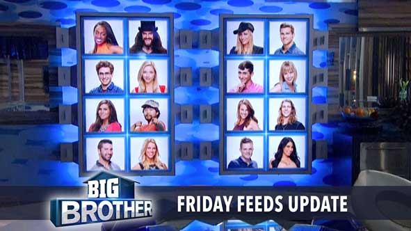Big Brother 2015: Friday Update and E-mail Exit Interview
