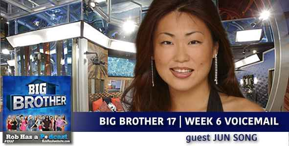 Big Brother 2015: Jun Song Answers Your Big Brother 17 Week 6 Voicemails