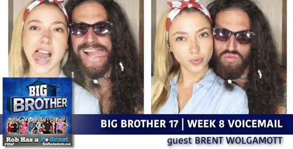Big Brother 2015: Week 8 Voicemail Recap with Brent Wolgamott