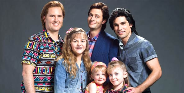 The Unauthorized Recap Podcast of Lifetime's Unauthorized Full House Story with Eric Stein