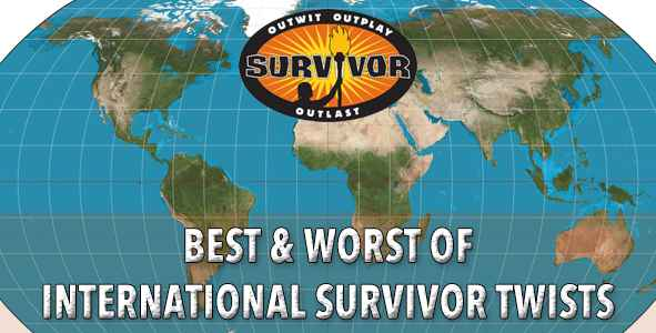 Survivor 2015: Best and Worst of International Survivor's Twists