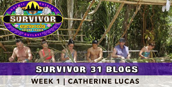 Catherine Week 1