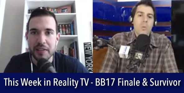 This Week in Reality TV: Covering what happened in Big Brother 17, Survivor Cambodia and the Amazing Race this week