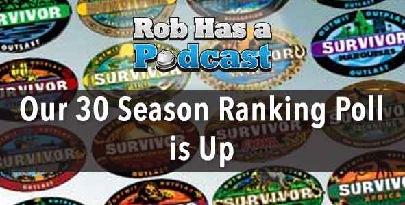 Vote NOW for Your Top 30 Seasons of Survivor
